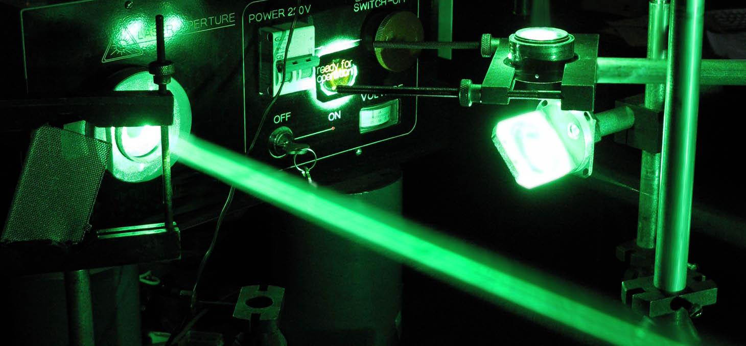 Laser - Physique