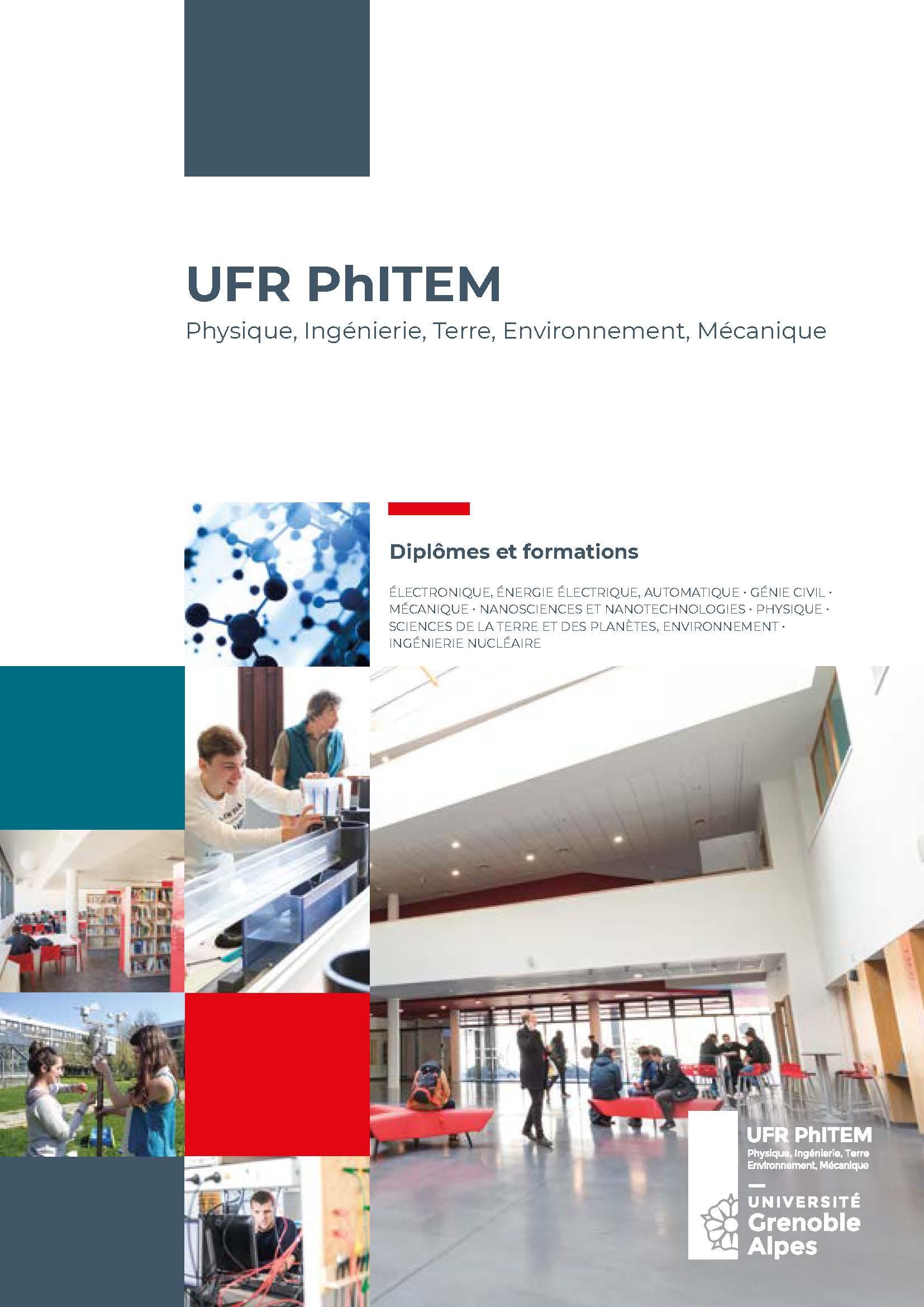 Plaquette PhITEM 2019/2020
