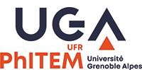 logo-Site internet de l'UFR Phitem